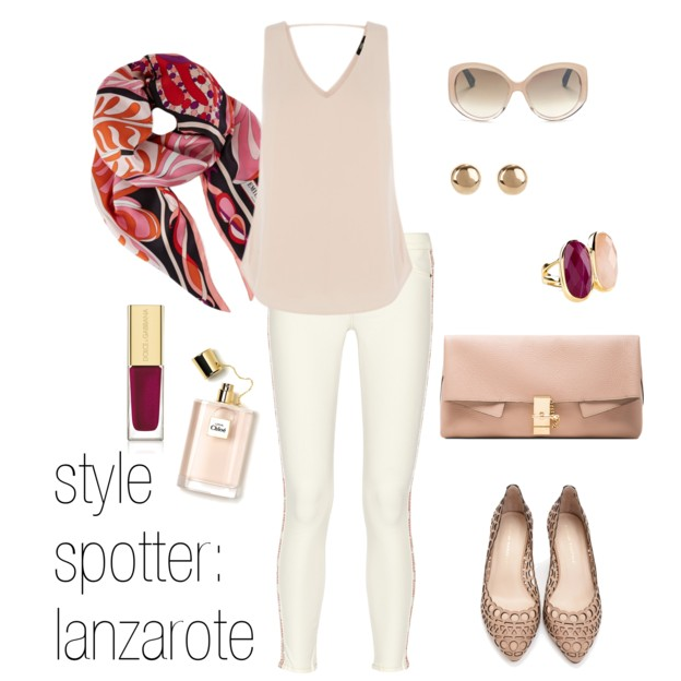 style spotter - lanzarote, the canary islands - theromantic