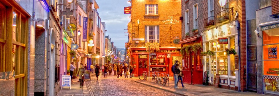 12 hours in dublin // the ultimate first-timer's pub crawl