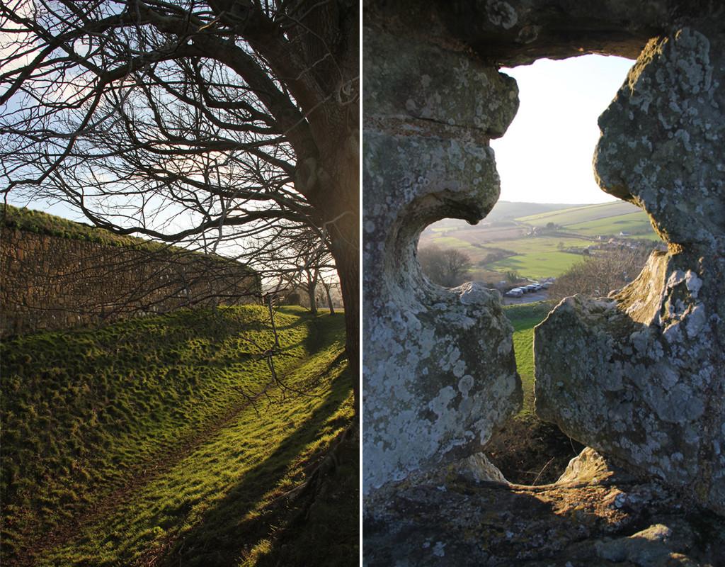 Carisbrooke Castle - Fairytale