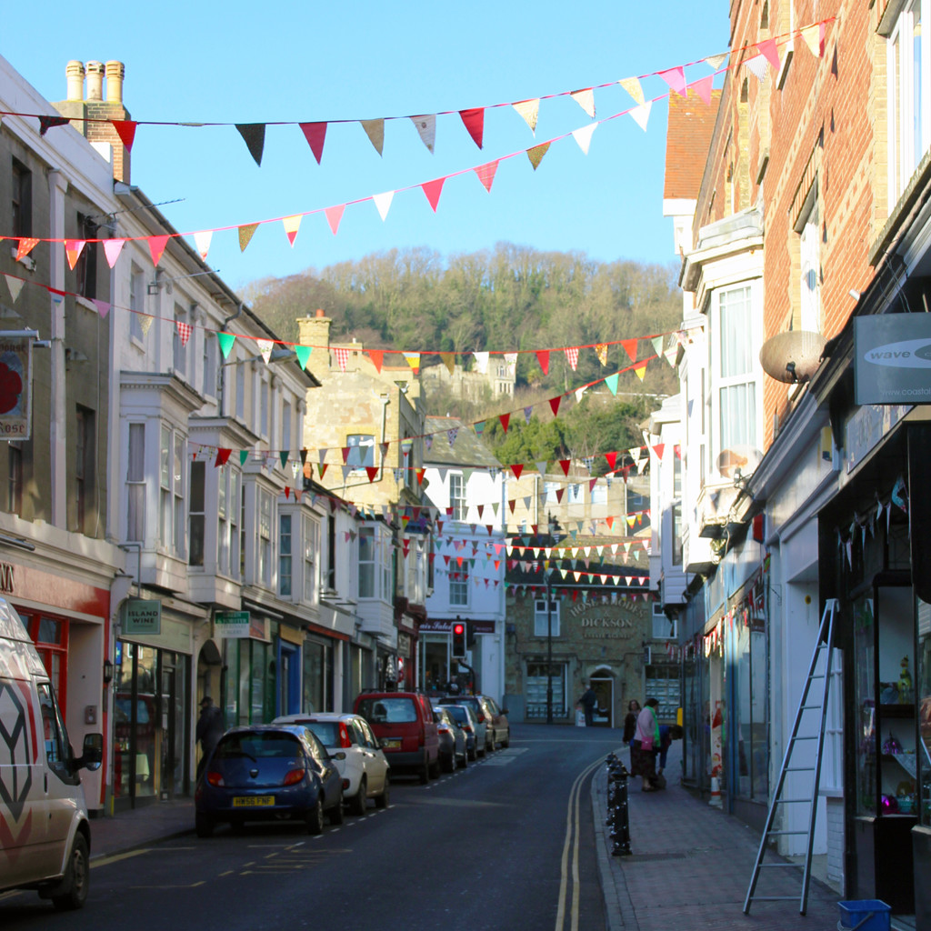 Isle of Wight - Ventnor