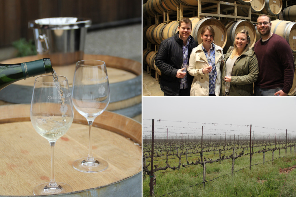 Cakebread Cellars - Tour