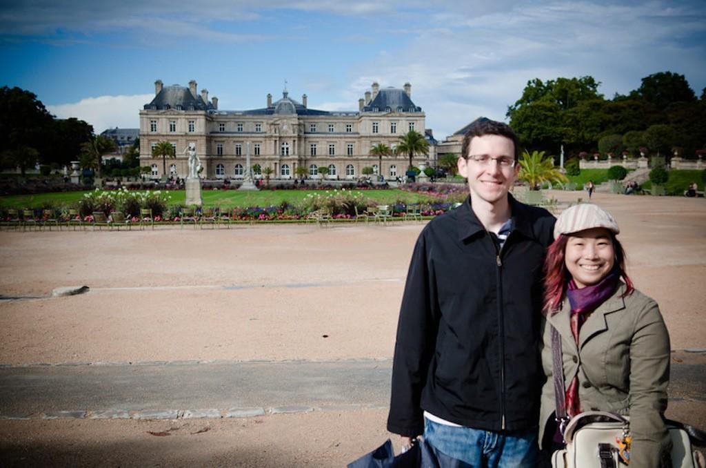 Marcela and Husband Eric