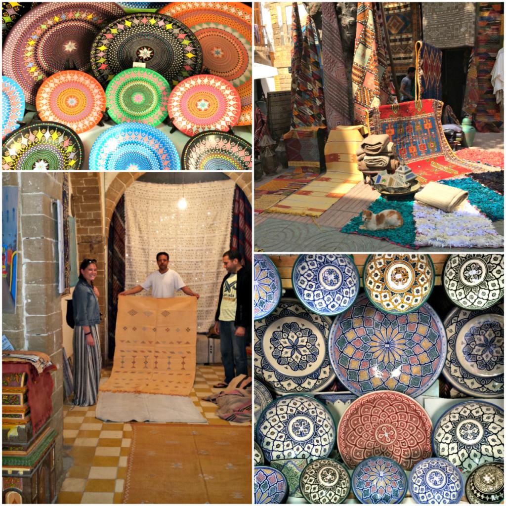 Essaouira - Shopping