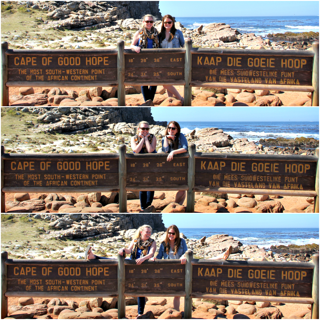 besties at the cape of good hope