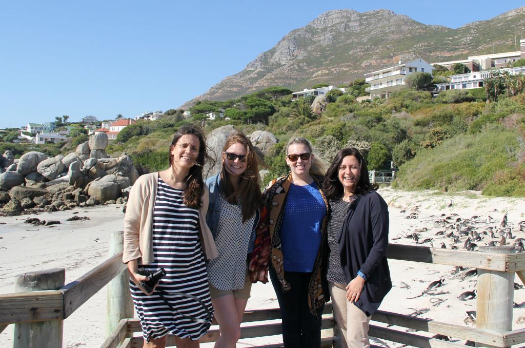 boulders beach - ladies