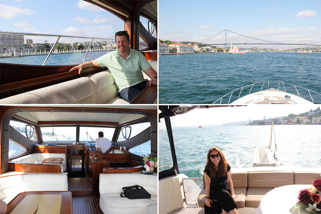luxury istanbul - private yacht