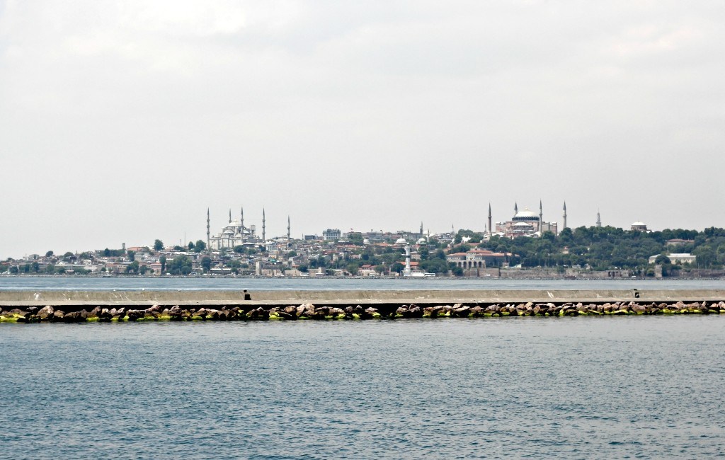 istanbul - ferry views