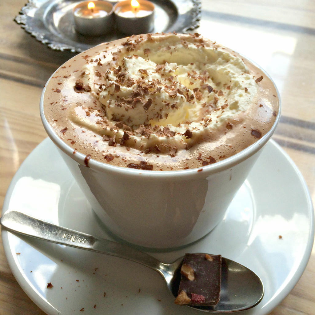 hot chocolate from heaven