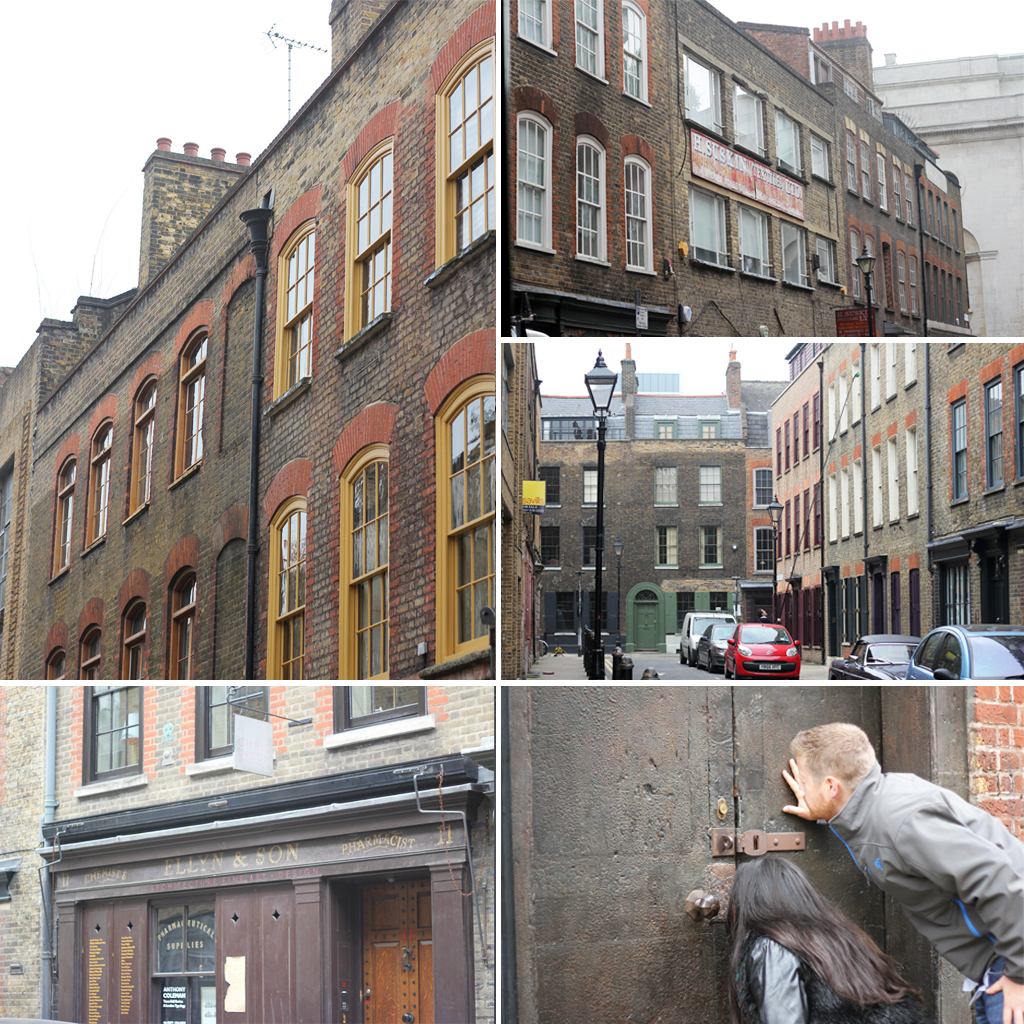 shoreditch - eating london