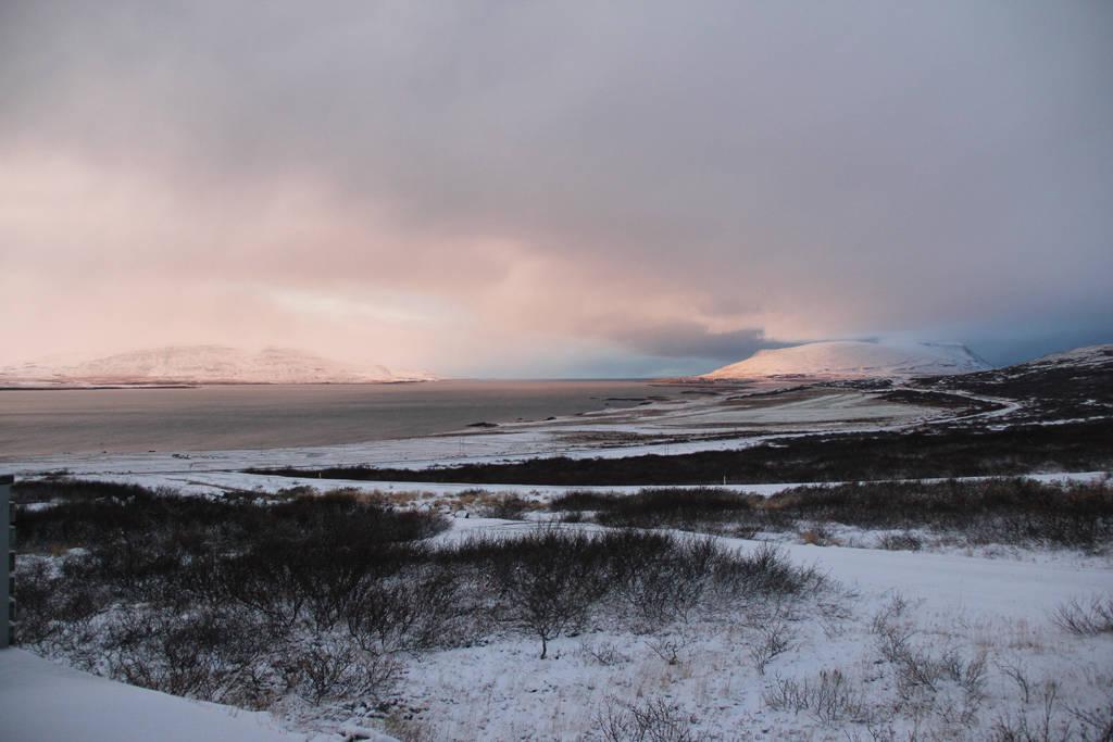 glymur sunrise