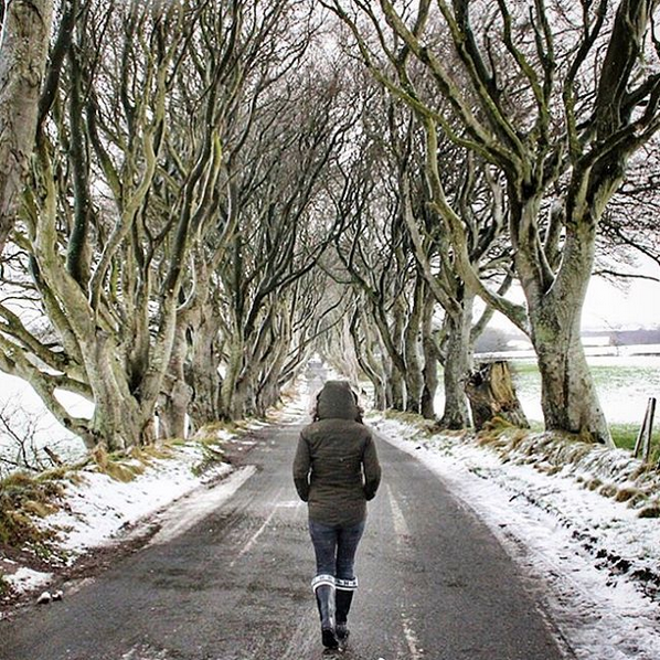 january - northern ireland