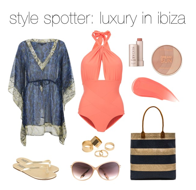 luxury in ibiza - the beach