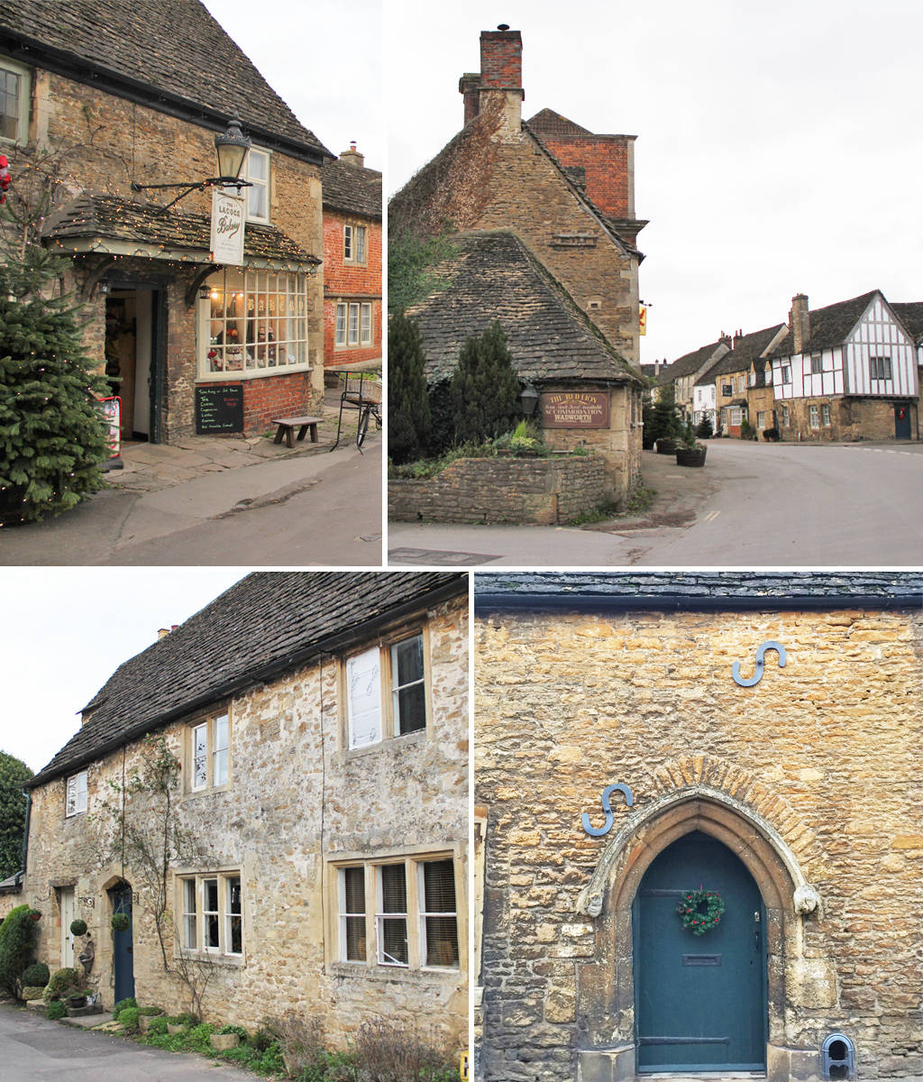 the village of lacock