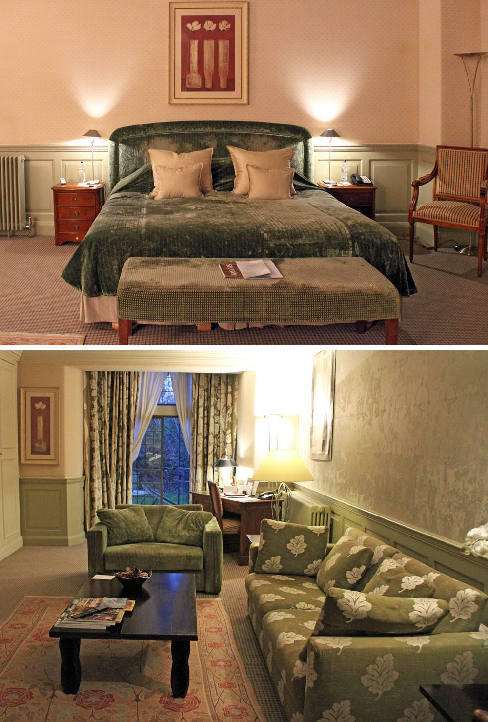 whatley manor - room 4