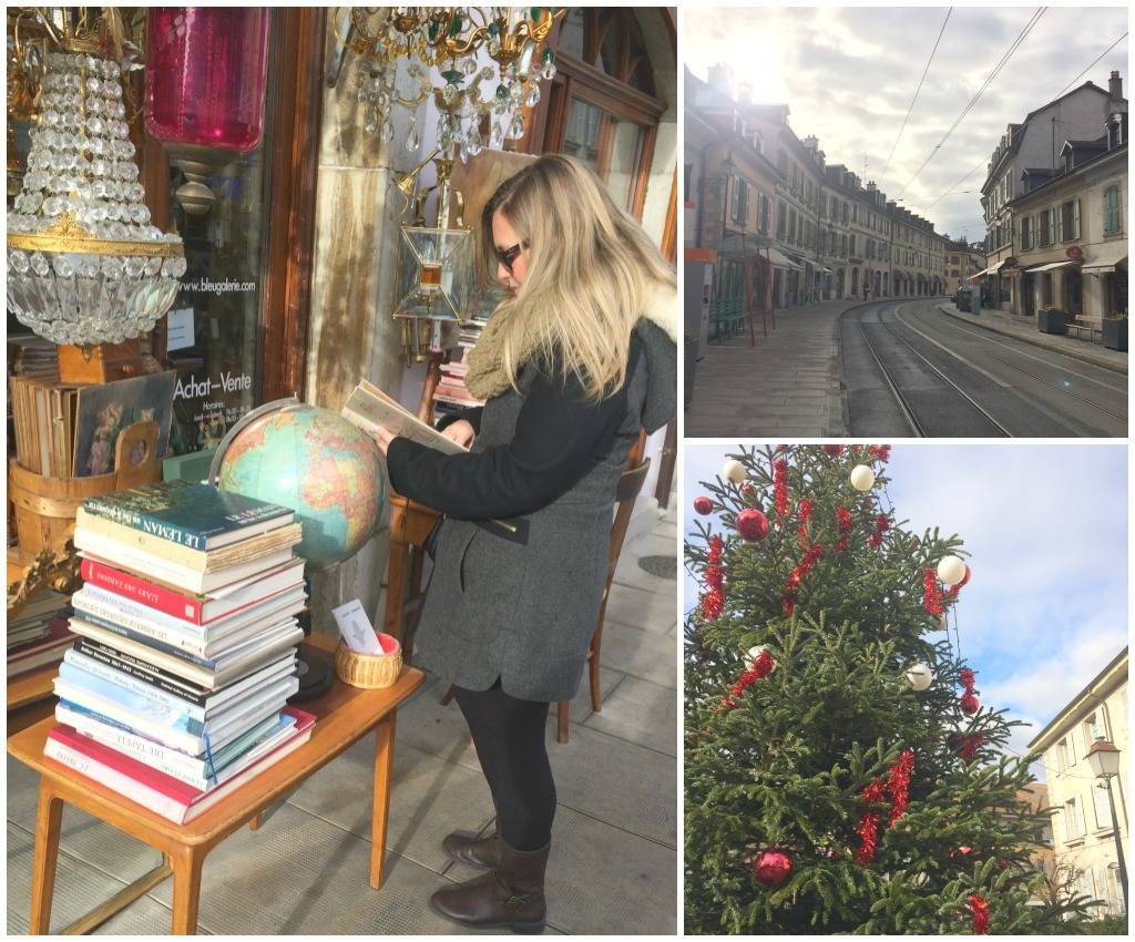 Carouge Sightseeing