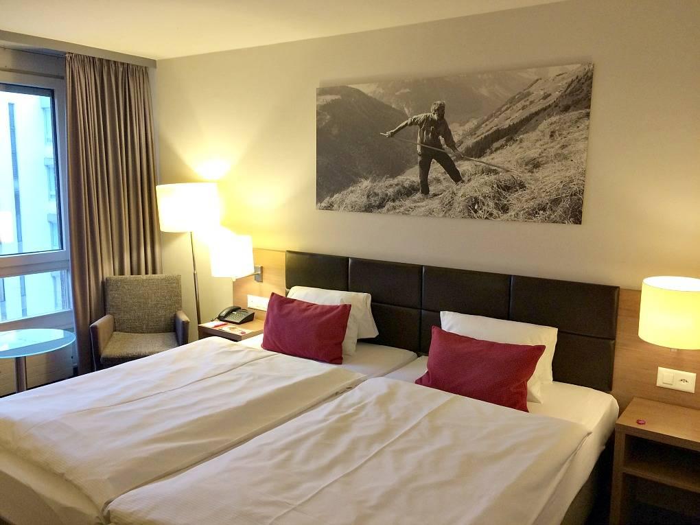 Hotel Ameron Flora Smart Standard Double