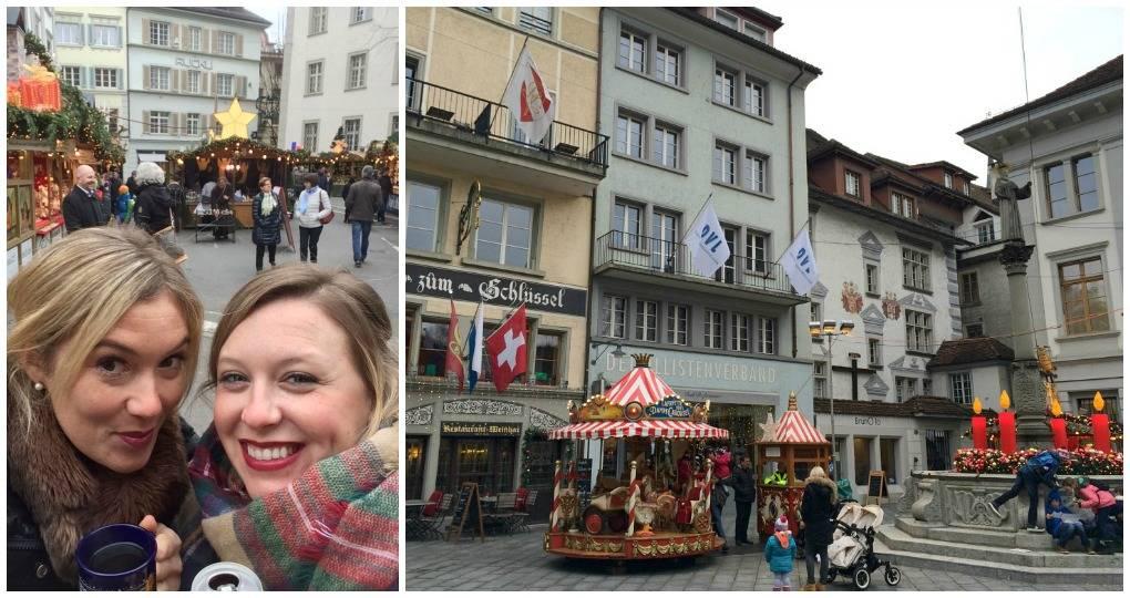 Lucerne Christmas Market