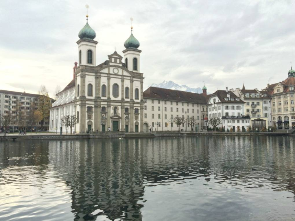 Lucerne church