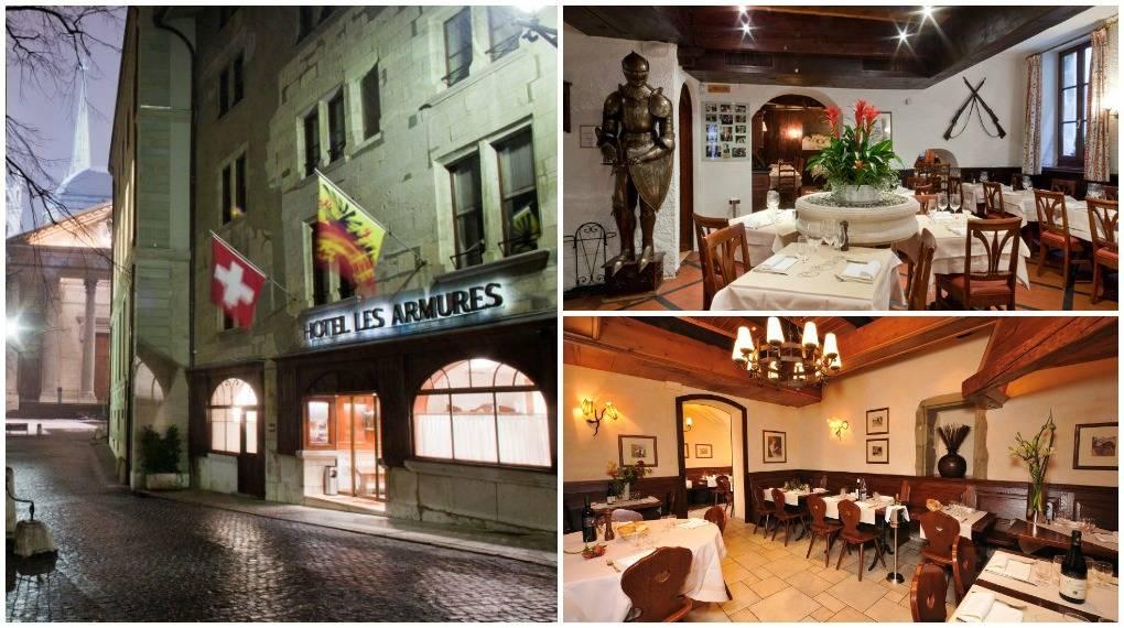 Restaurant Les Armures