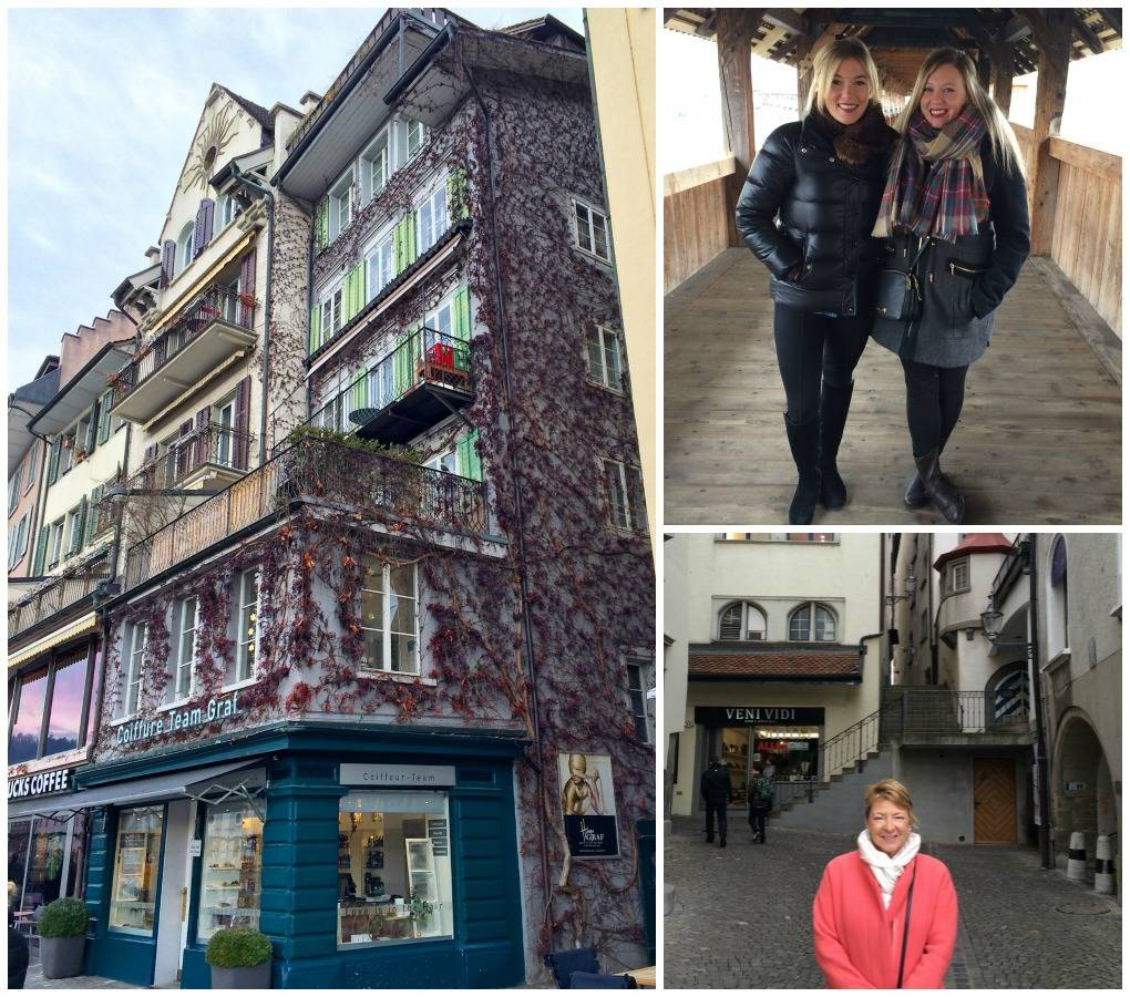 Wandering in Lucerne