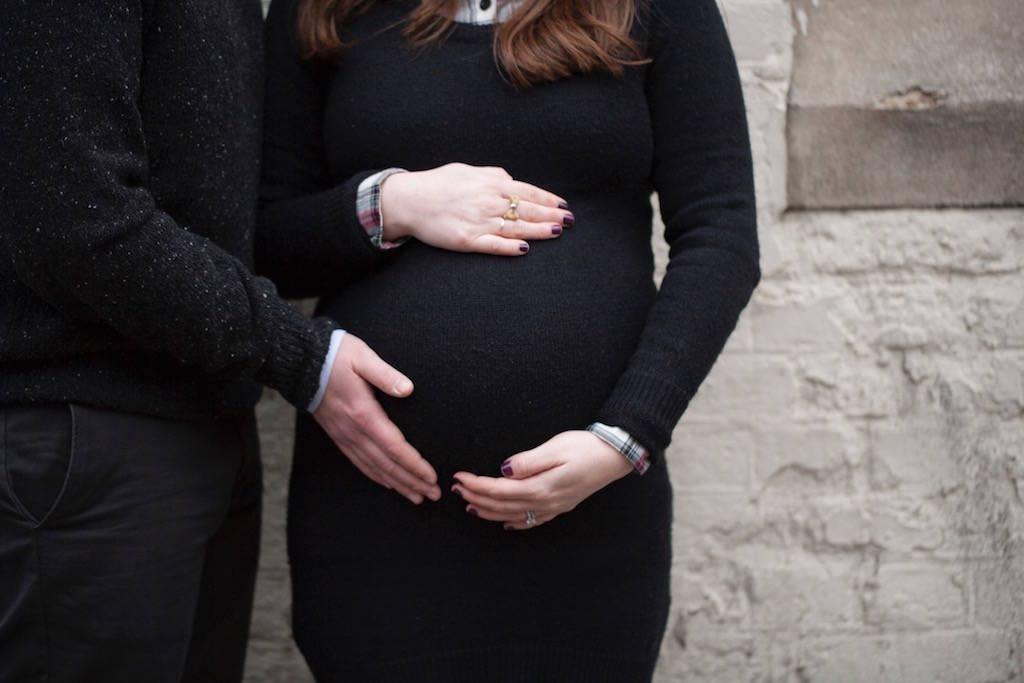 flytographer - maternity