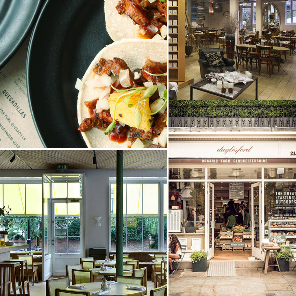 notting hill restaurants - 1-4