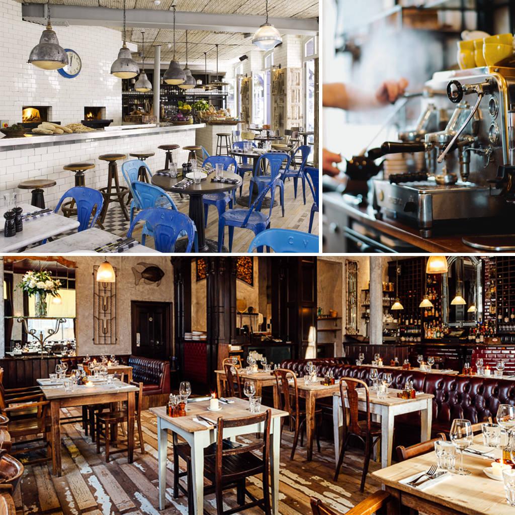 notting hill restaurants - 9-11
