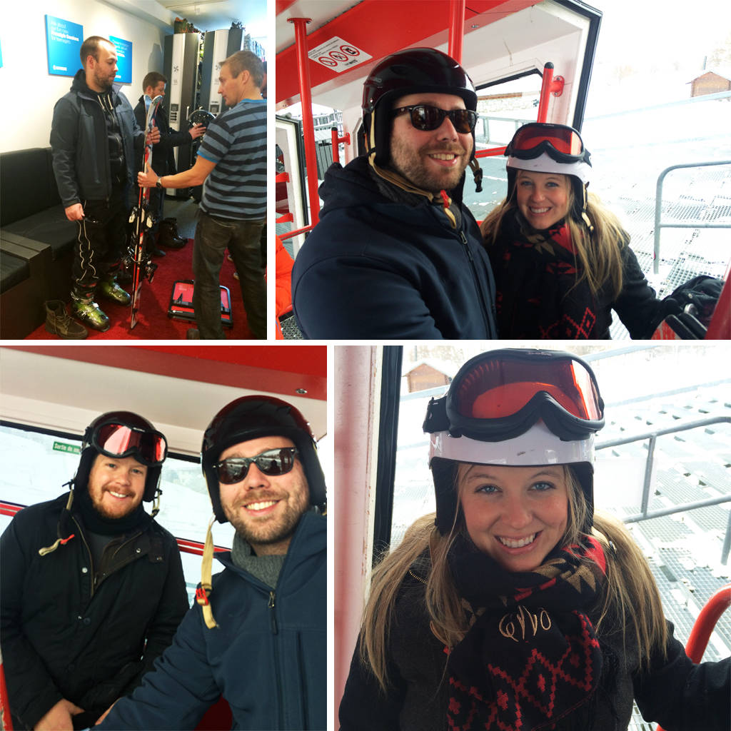 ski day - val d'isere