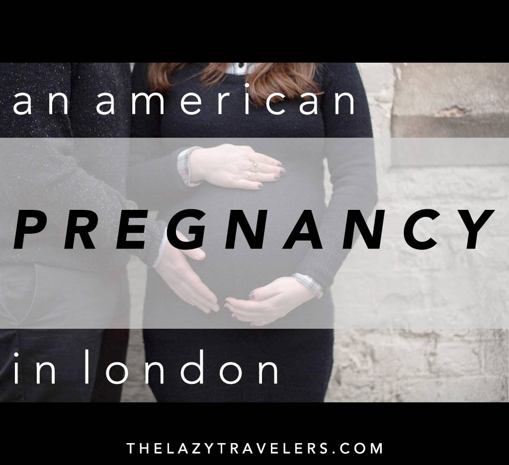 an american pregnancy in london