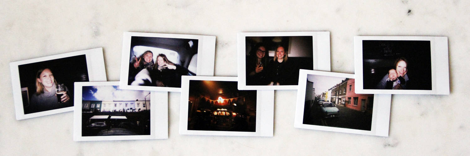 making & taking memories // a lomo'instant giveaway
