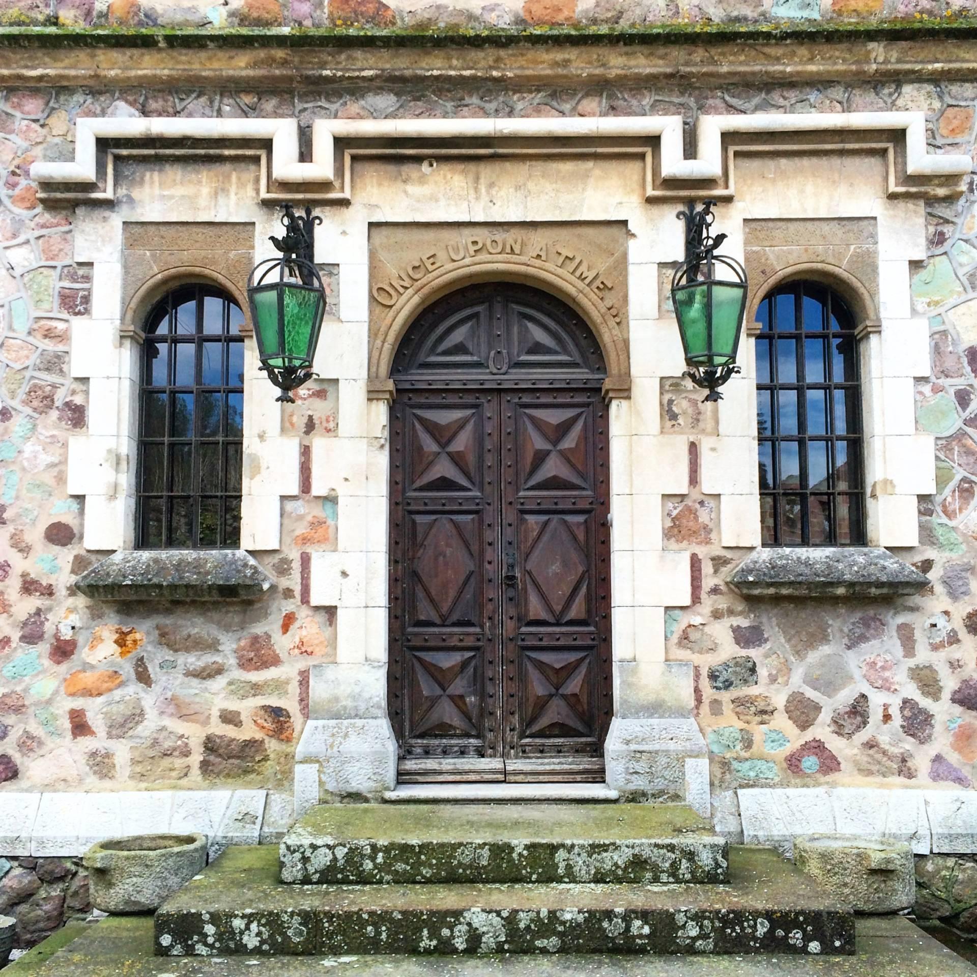 chateau de la napoule - once upon a time