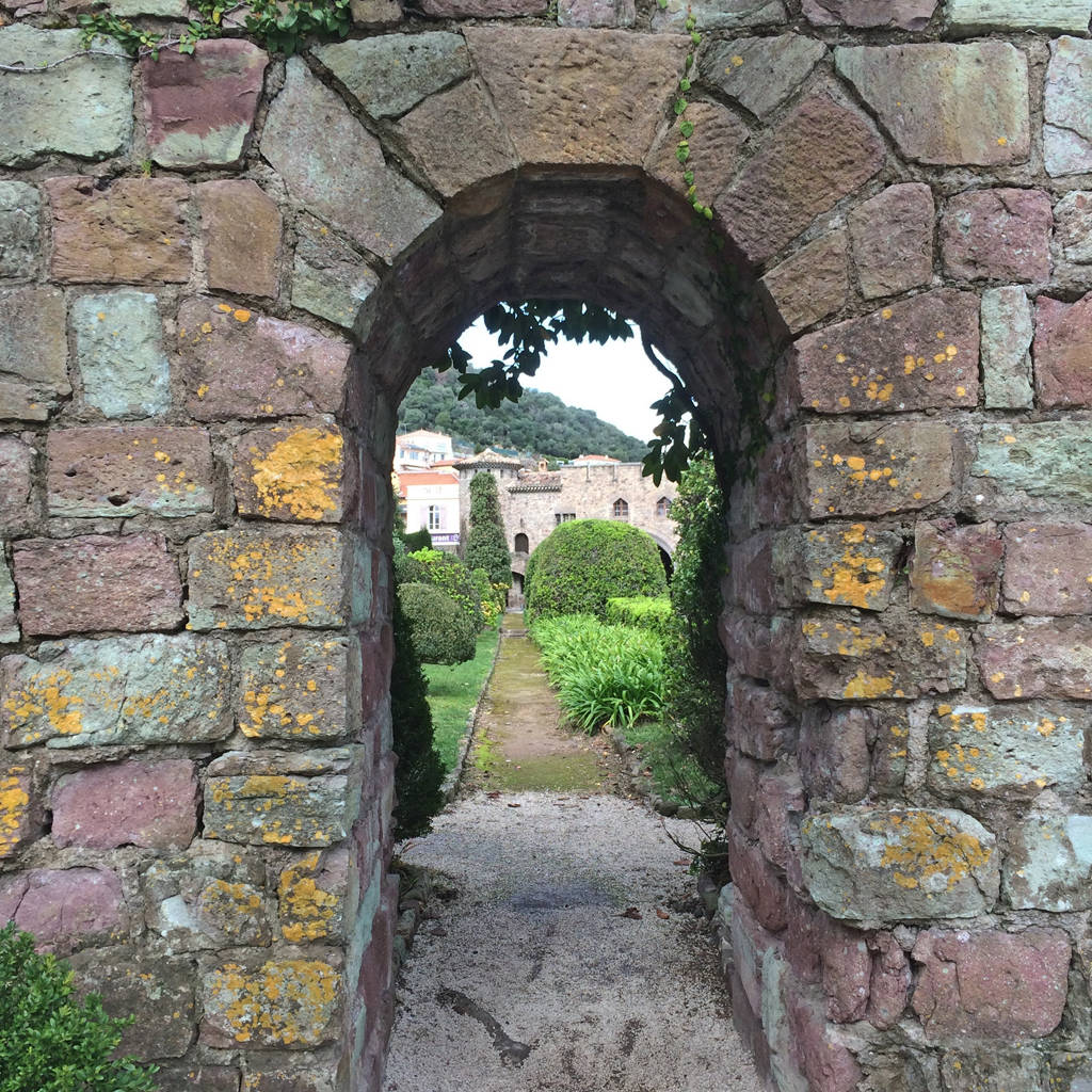 le chateau de la napoule - garden tour