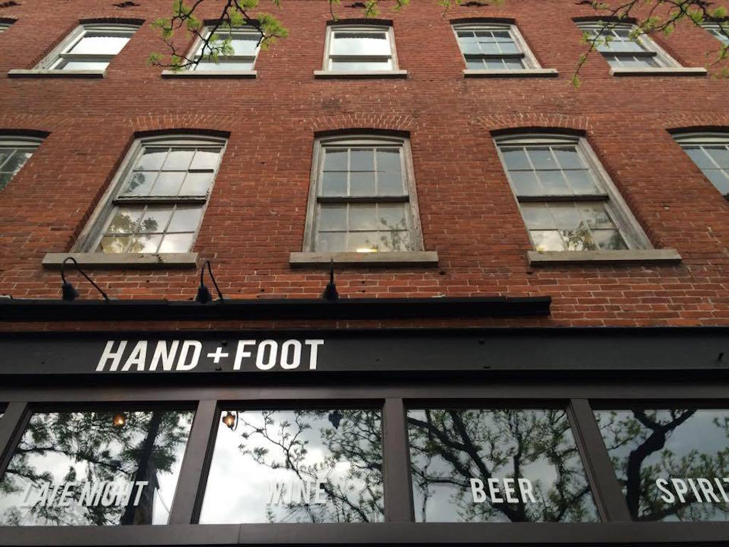 hand + foot