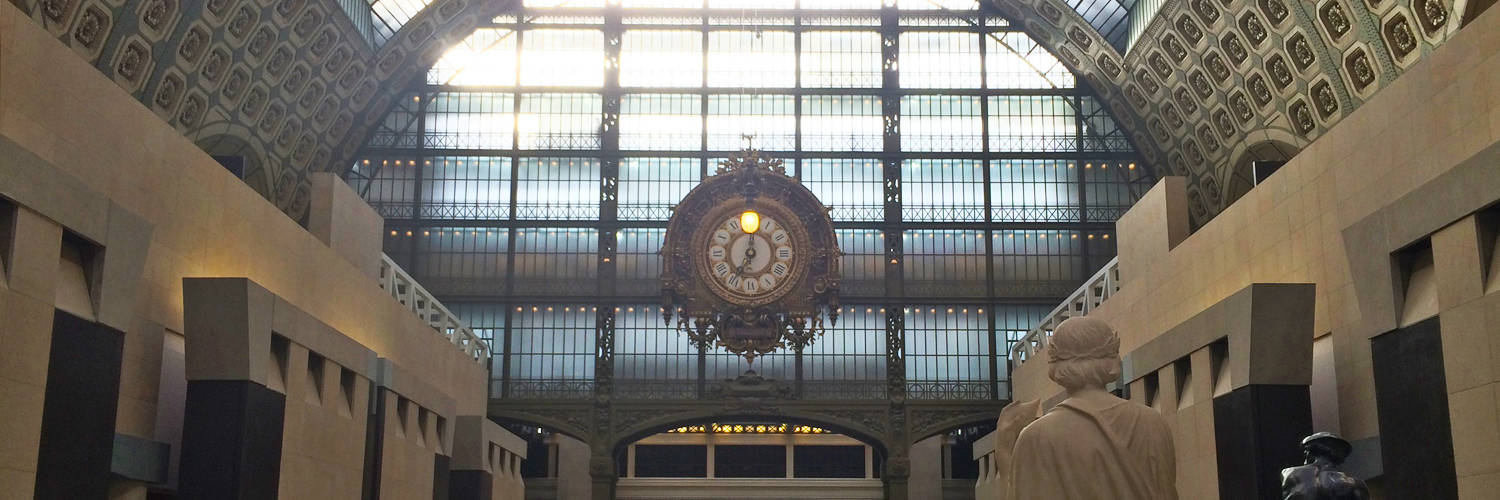 an afternoon at the museum // touring musée d'orsay with @parismusetours