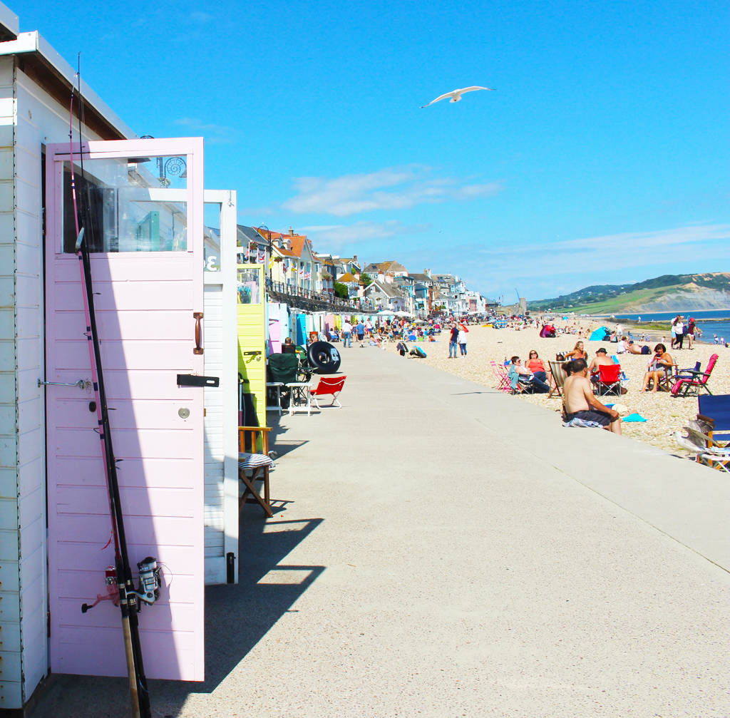 bathhouses of lyme regis 2