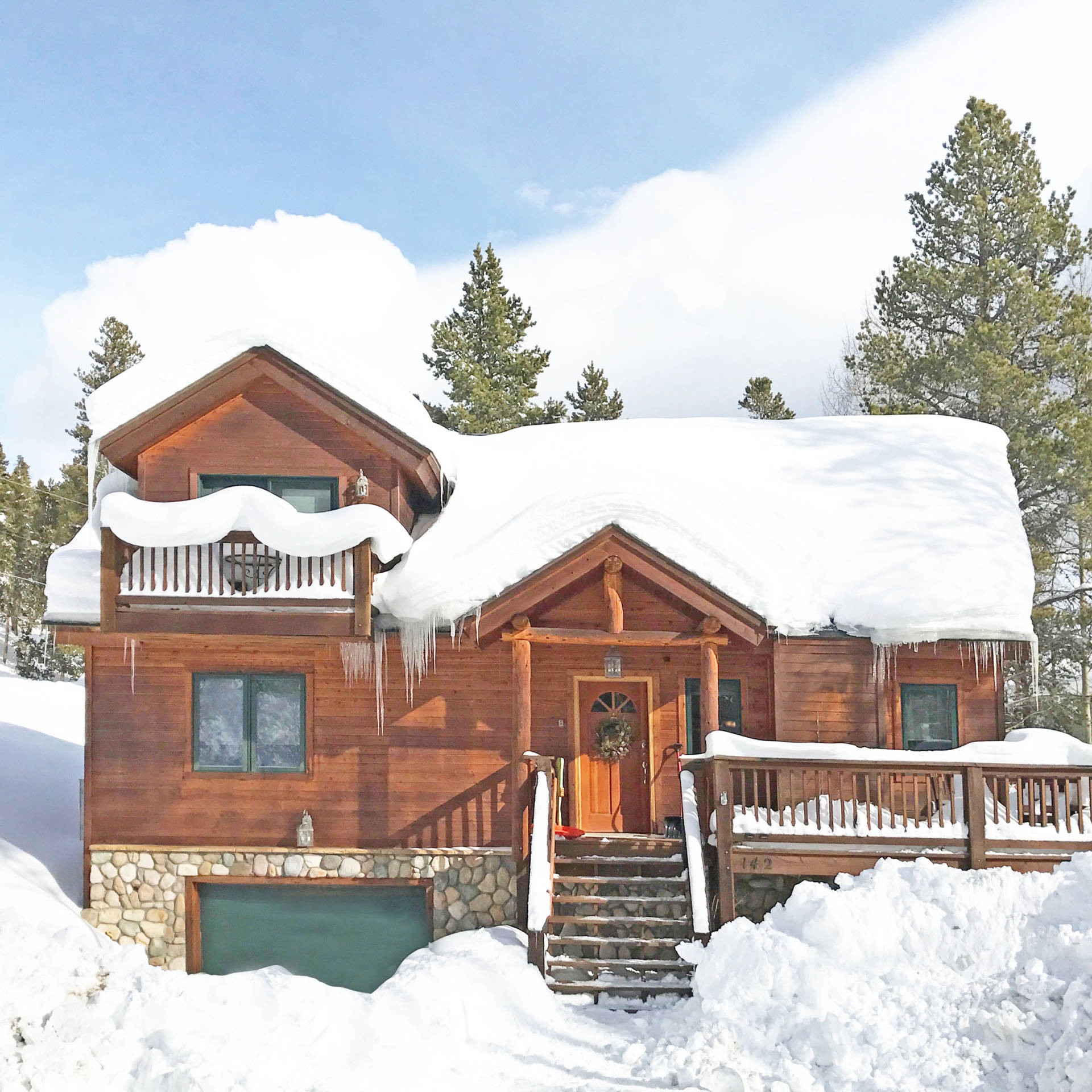 mountain breckenridge log of homes cabin inc colorado accessible ada spruce cabins gallery