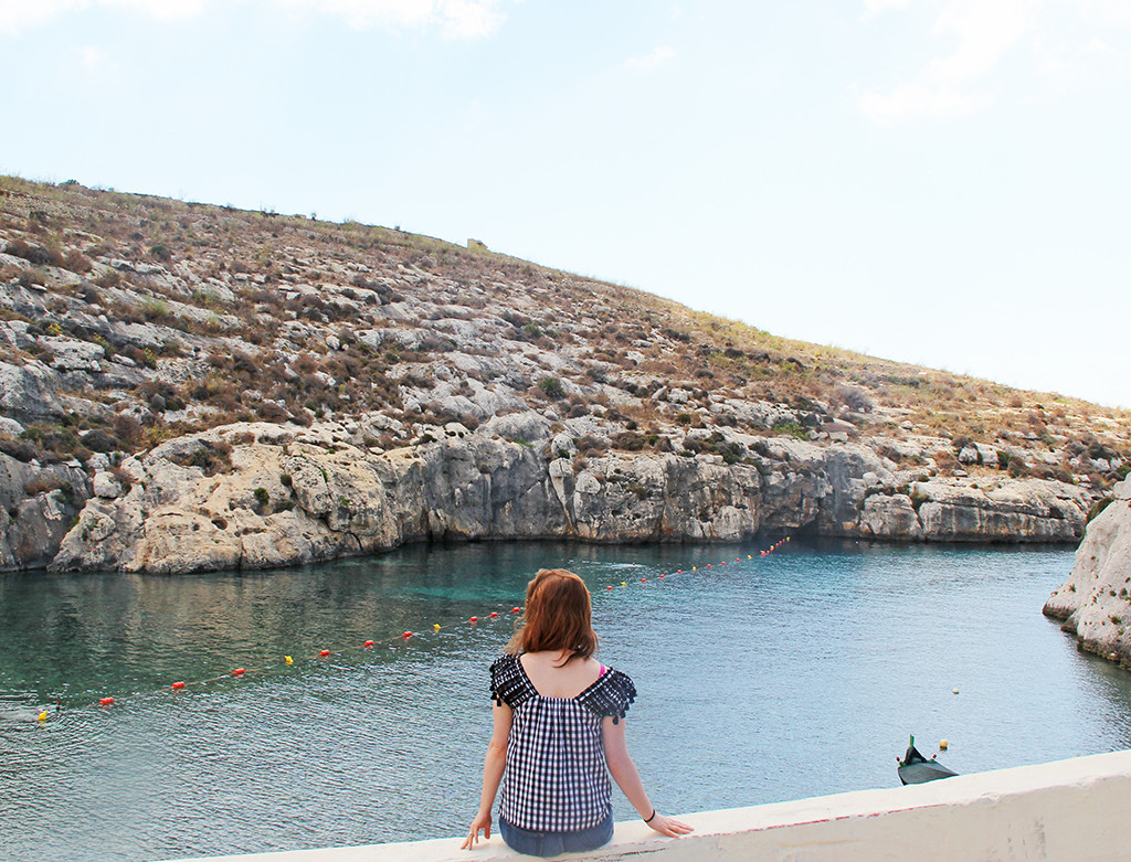 one week in gozo - postcards from malta - by the sea