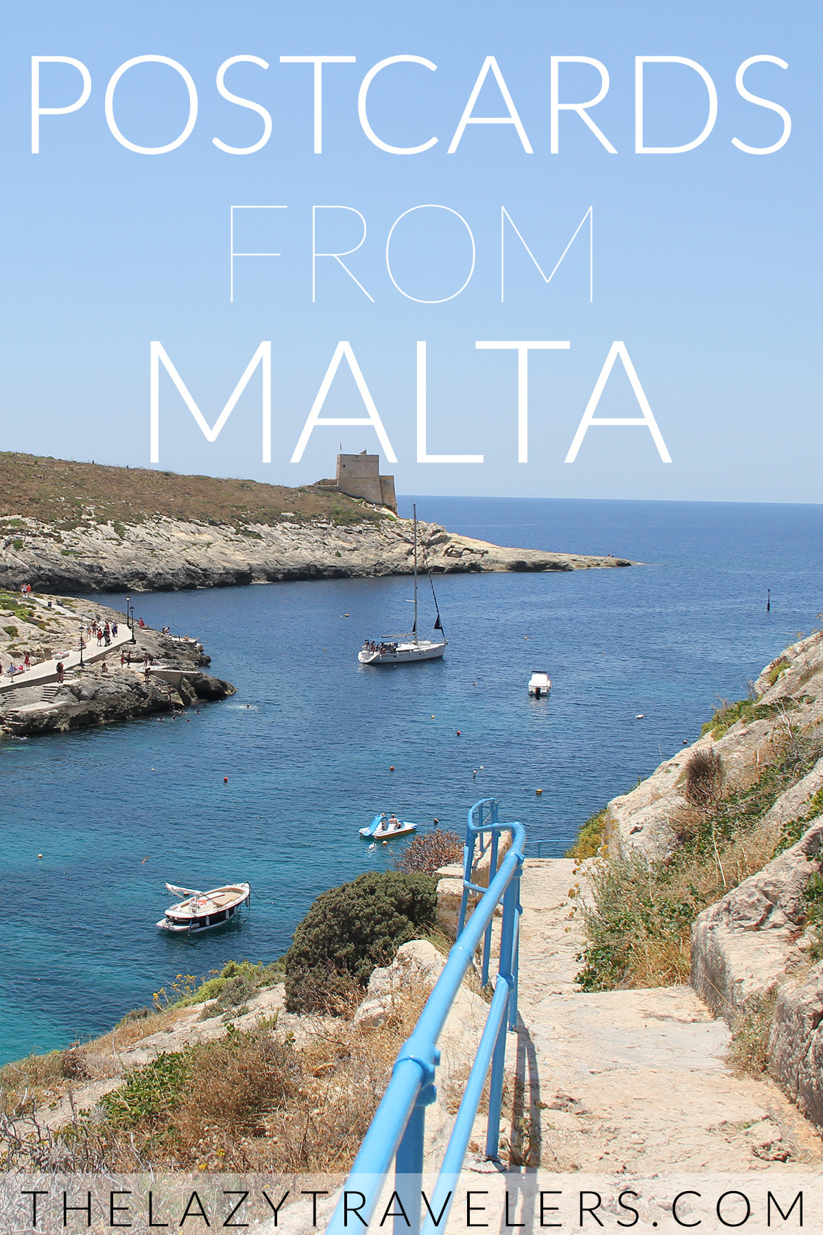 postcards from malta - one week in gozo