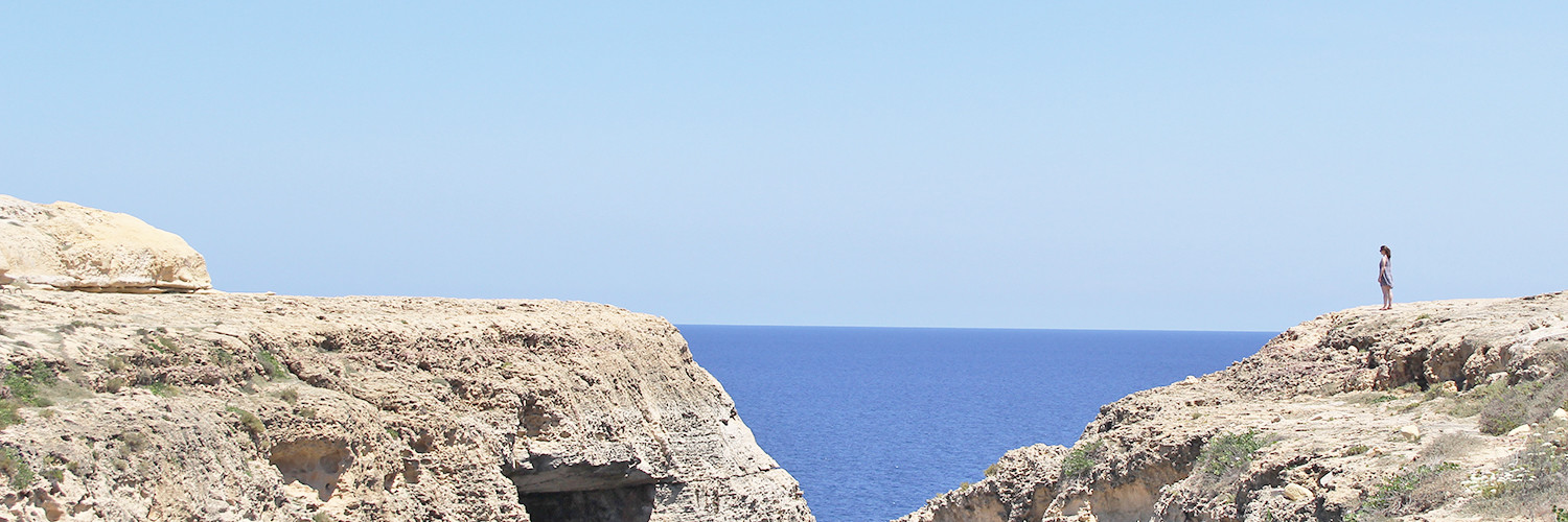 one week in gozo // postcards from malta