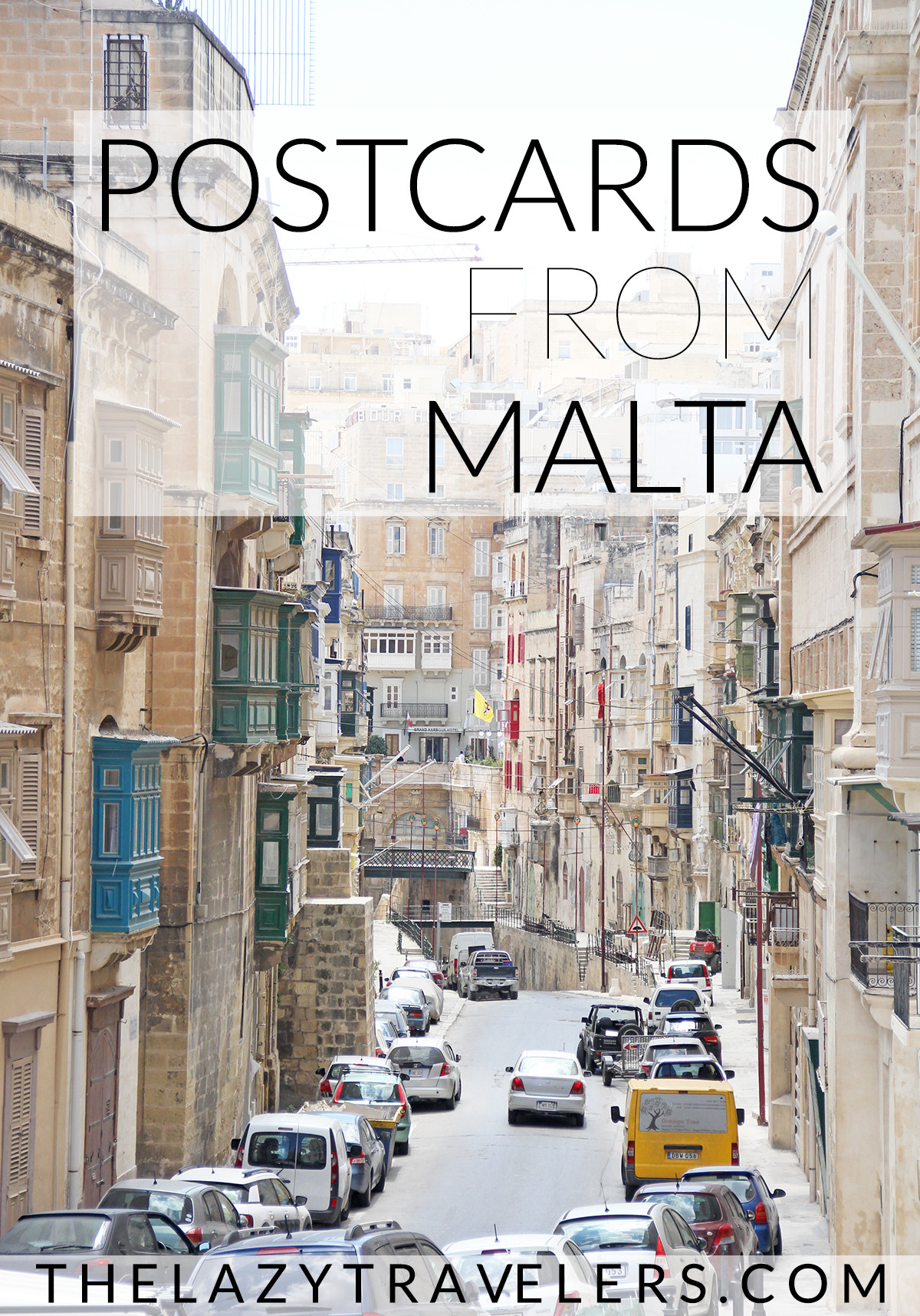 one week in gozo - postcards from malta