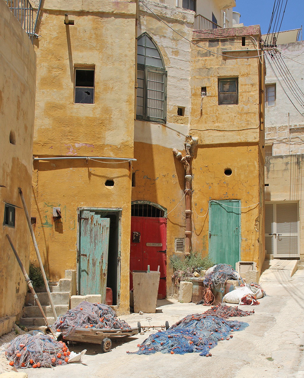 one week in gozo - postcards from malta - streets of gozo