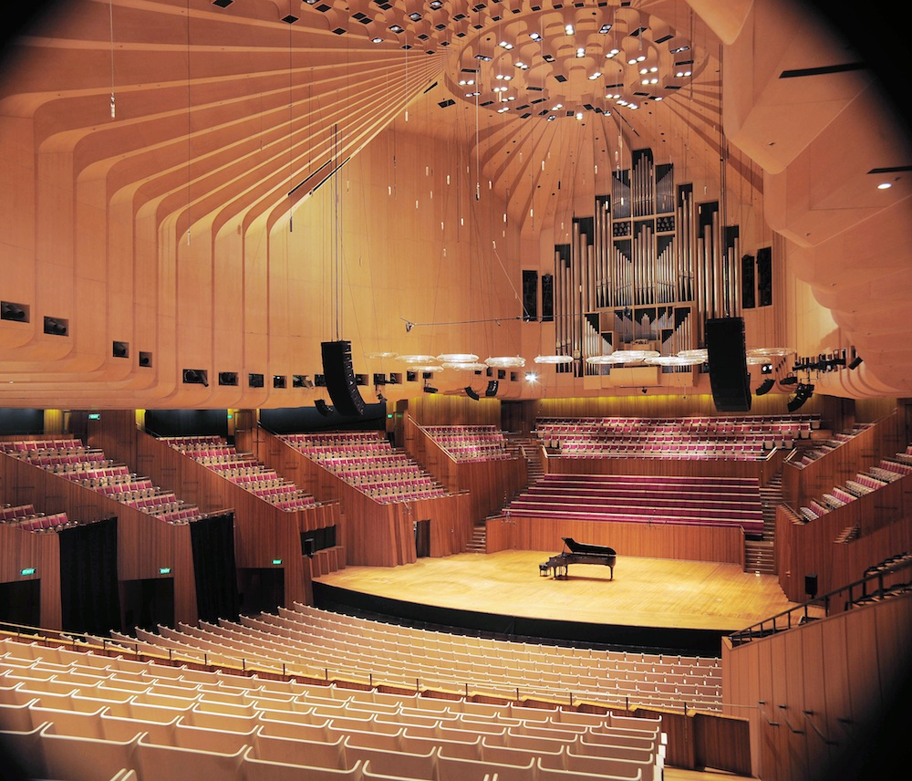 sydney opera house concert hall - 20+ Pictures Of Sydney Opera House Being Built  Images